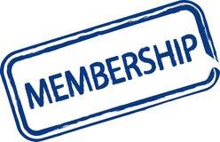członkostwo ilustracja wektor