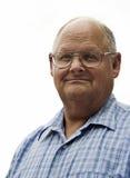 człowiek na emeryturę Obraz Royalty Free