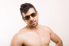 człowiek sexy obrazy stock