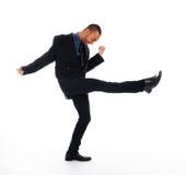 człowiek tańczący obraz royalty free