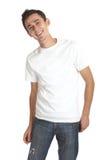 człowiek uśmiechnięci young Obraz Royalty Free