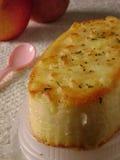 Cząberu ziele serowy tort Zdjęcia Stock