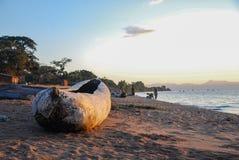 Cz??no na Jeziornym Malawi obrazy royalty free