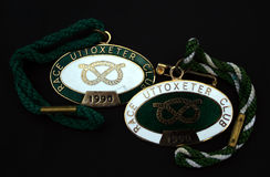 członkostwo klubu odznaki Zdjęcie Stock