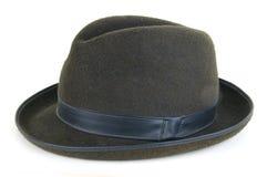 człowiek jest kapelusz Zdjęcie Stock