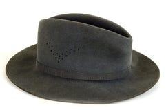 człowiek jest kapelusz Obrazy Stock