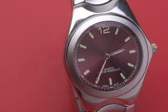 człowiek sportowy zegarek Obraz Royalty Free