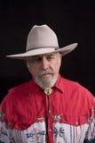 człowiek western Zdjęcie Stock