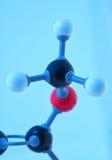 cząsteczki Obraz Stock