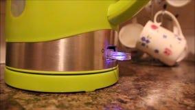czajnik elektryczny zbiory wideo