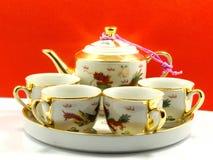 czajnik herbata Zdjęcie Stock