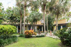 Czapeczka dom, Ft Lauderdale, Floryda obrazy stock