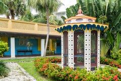 Czapeczka dom, Ft Lauderdale, Floryda zdjęcie royalty free