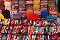 czapeczki marokańskie Obraz Royalty Free