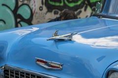 Czapeczki maskotki Chevrolet bel air Obrazy Stock