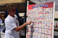 Czar Cards Stock Image
