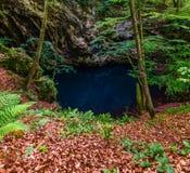 czarci jezioro s Fotografia Royalty Free