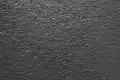 Czarna łupkowa tekstura obrazy stock