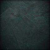 Czarna łupkowa tekstura lub tło Obrazy Royalty Free