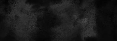 Czarna abstrakcjonistyczna podława textured tło tekstura stary papier Puści tło projekta sztandaru skutka narysy zdjęcie stock