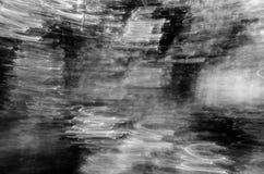 czarna abstrakcyjne white wzoru Zdjęcia Royalty Free