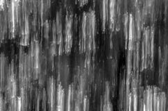 czarna abstrakcyjne white wzoru Fotografia Royalty Free