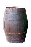 czarna barrel fotografia stock