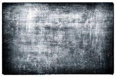 Czarna biała brzmienie tekstura dla tła i sieci sztandaru Obraz Royalty Free