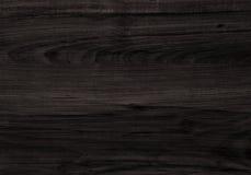 Czarna drewniana parkietowa tekstura tło starzy panel fotografia stock
