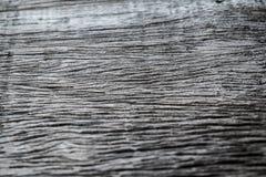 Czarna drewniana podłoga Zdjęcie Royalty Free