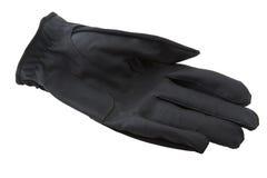 Czarna golfowa rękawiczka Zdjęcie Royalty Free