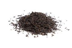 Czarna herbata Zdjęcia Stock