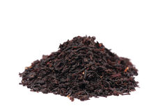 Czarna herbata Zdjęcie Stock