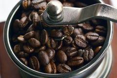 Czarna kawa Zdjęcia Royalty Free