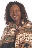 czarna kobieta obraz royalty free