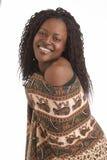 czarna kobieta zdjęcia stock