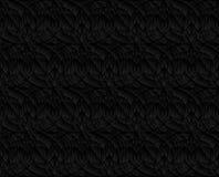 czarna konsystencja abstrakcyjny tło Wewnętrznej ściany dekoracja ilustracja wektor