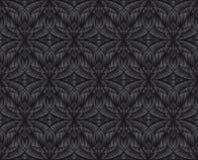 czarna konsystencja abstrakcyjny tło Wewnętrznej ściany dekoracja ilustracji