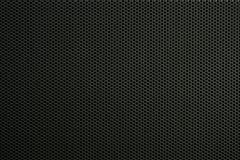 Czarna Kruszcowa okrąg siatka, tło Zdjęcie Stock