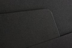 Czarna metal tekstura lub tło zdjęcie royalty free