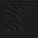 Czarna metal tekstura z wzorem royalty ilustracja