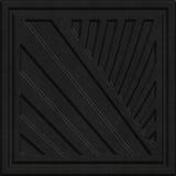 Czarna metal tekstura z wzorem ilustracji