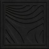 Czarna metal tekstura z wzorem ilustracja wektor