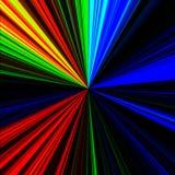 czarna nieskończoności Zdjęcie Royalty Free