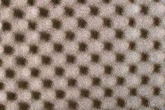 Czarna piankowa tło tekstura Tło dla projekta obraz stock
