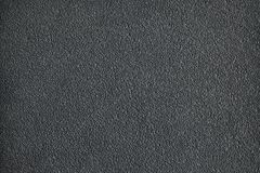 Czarna piankowa tekstura Fotografia Stock