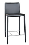 czarna stolca obrazy stock