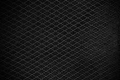 Czarna tekstura dla tła Zdjęcia Royalty Free