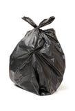 Czarna torba obrazy stock