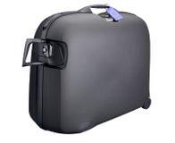 czarna walizka Obrazy Royalty Free
